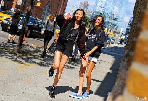 New York Street Fashion Trends 2014 Pictures