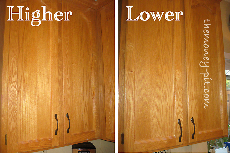Updating Cabinets with Door Hardware - The Kim Six Fix