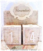 Perpetual Calendar Tutorial