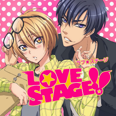 Love Stage! yaoi anime adaptacion JC Staff