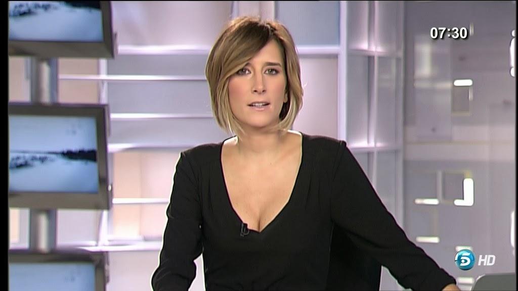 ANE IBARZABAL, INFORMATIVOS TELECINCO (30.10.13)