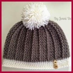 Crocheting Que Es : ... de crochet, amigurumi y manualidades: GORROS Y SOMBREROS A CROCHET