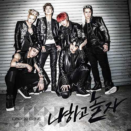 [Album] Cross Gene – ナハゴノルジャ (2015.04.29/MP3/RAR)