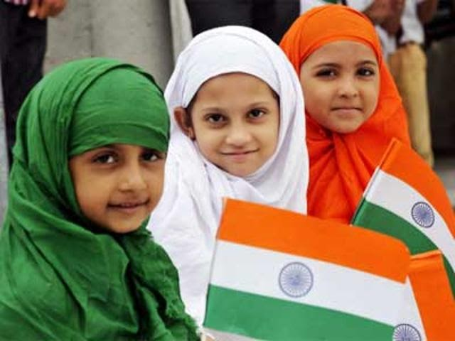 poor indian people with flag wwwimgkidcom the image