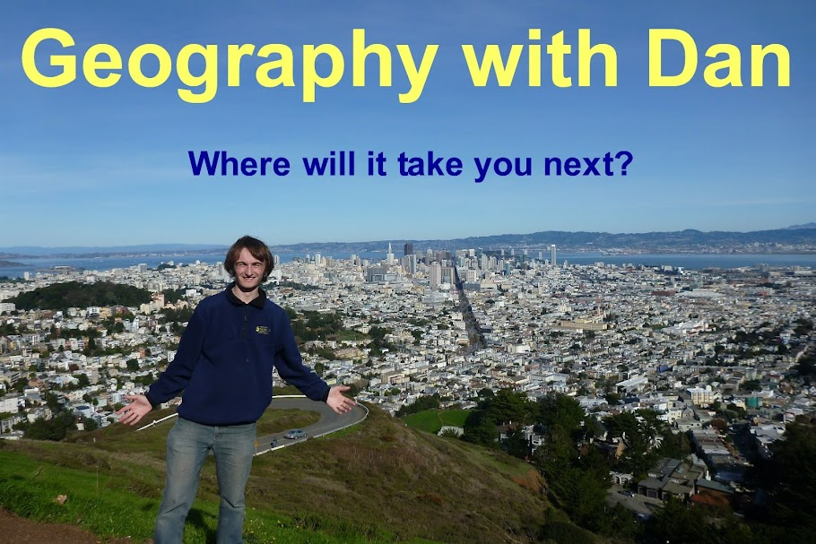 Geography with Dan