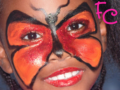 Maquiagem Artística Borboleta