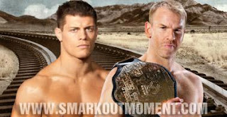 Intercontinental Championship Christian vs Cody Rhodes No Way Out 2012 Match