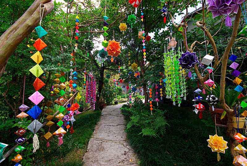 [Mythes] Tanabata - La fête des étoiles IMGP1027W