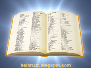 Hell truth july 2012 for The book of life characters names