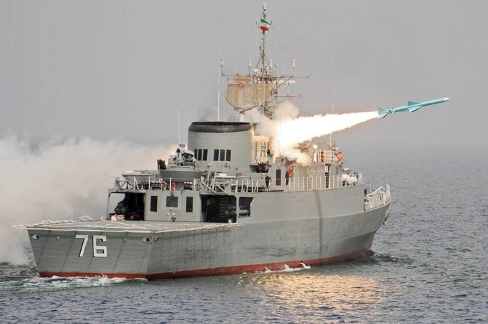Naval open source intelligence iranian navy starts for Andrea doria nave da guerra