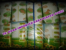 MAMA diapers China - size a bit larger!