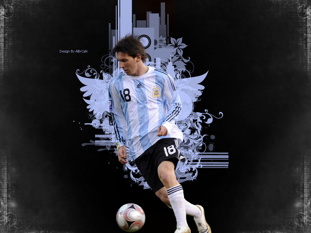 Lionel Messi Wallpaper Celebrity Sport