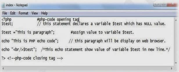 essay on computer programming