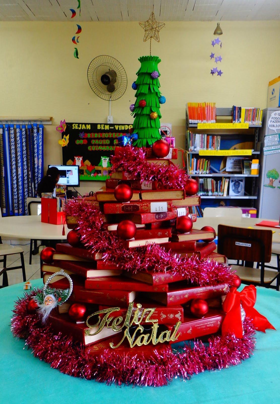 Natal na biblioteca