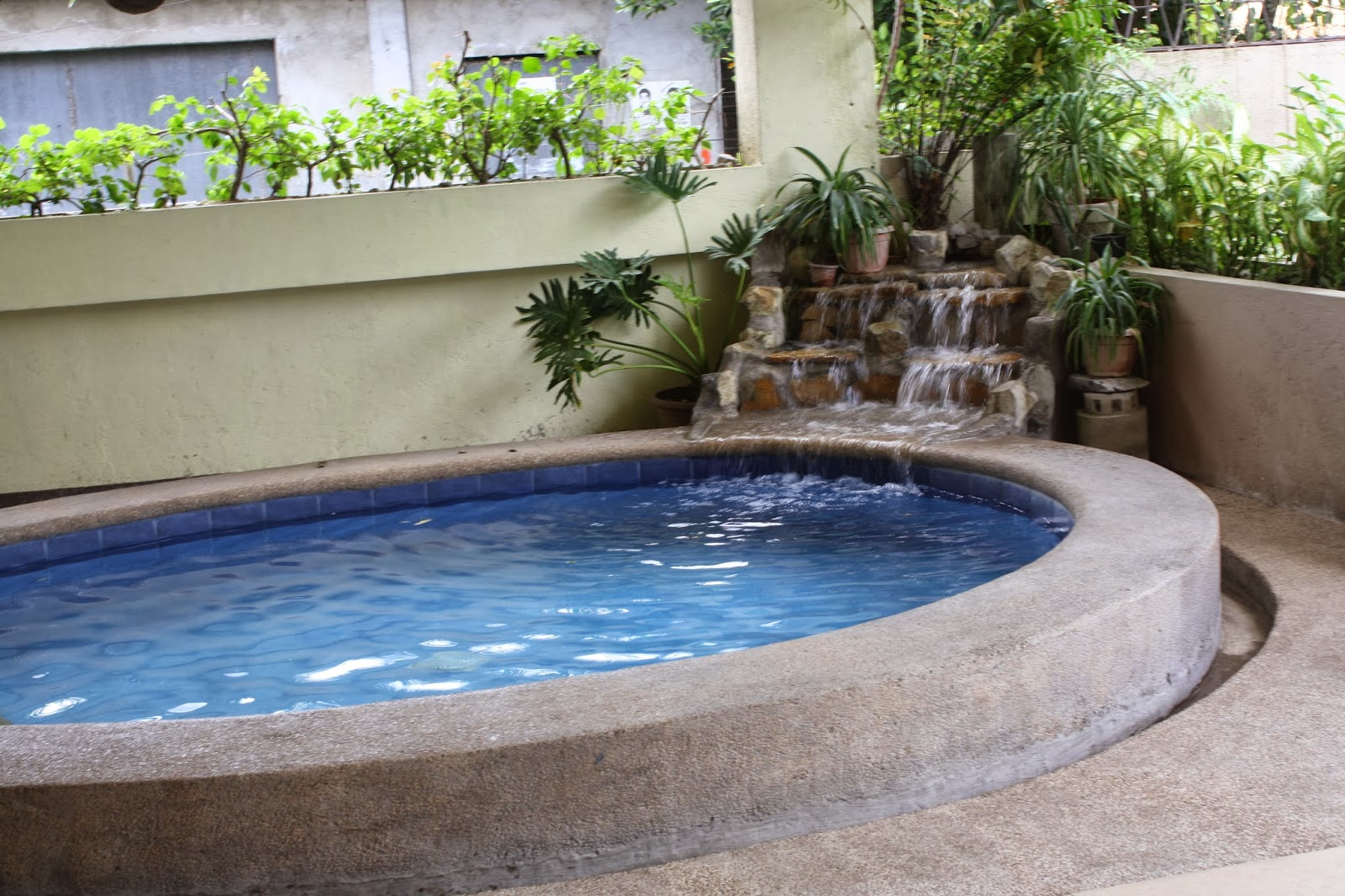 Pansol private pool 3k for Affordable private pools in laguna