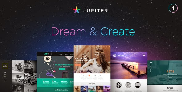 Free Download Jupiter V4.3.4 Multi-Purpose Responsive Wordpress Theme