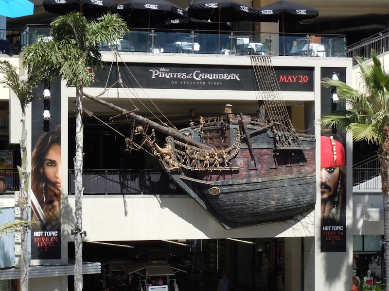 Pirates of the Caribbean 4 Galleon