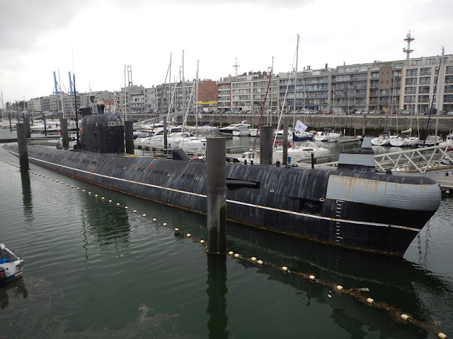 U-480 Foxtrot Zeebrugge
