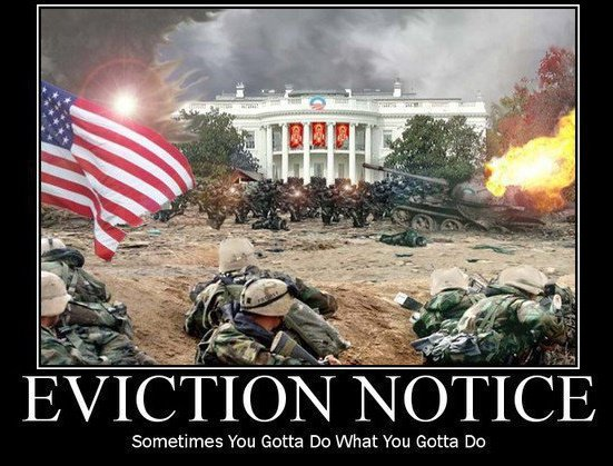 obama eviction
