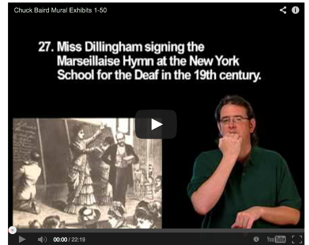History of American Sign Language