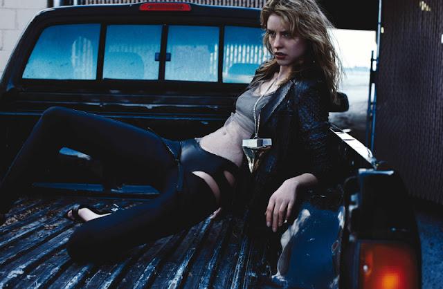 Super Model Julia Frauche