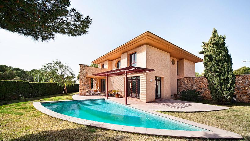 Home improvement Ideas: Modern villas designs.