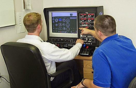 hati-hati memilih sekolah pilot murah