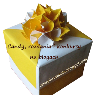 Blog Candy i Rozdania