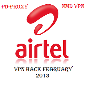 f Airtel 3G Hack 2013  (VPN Download )