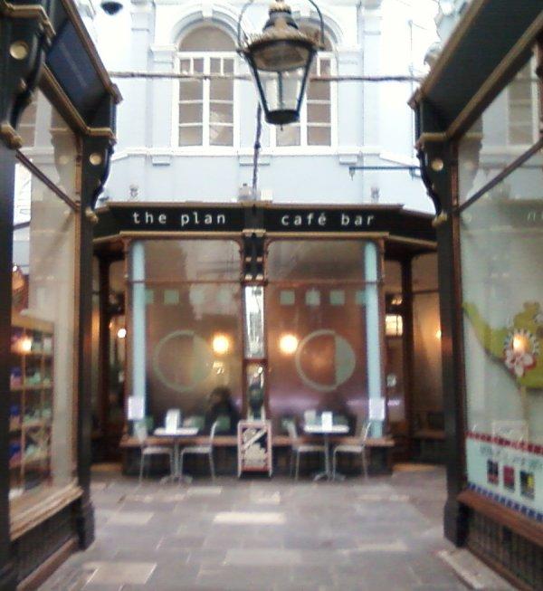 The Plan Cafe Cardiff Menu