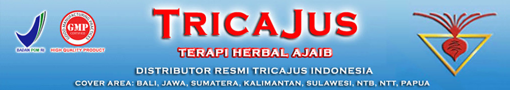 TricaJus Indonesia Bali | Terapi Obat Herbal Alami dan Ajaib