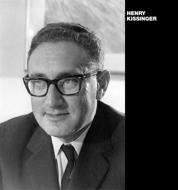 henry kissinger three essays