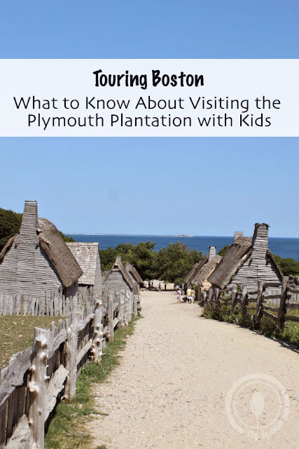 What to Know About Visiting the Plymouth Plantation with Kids