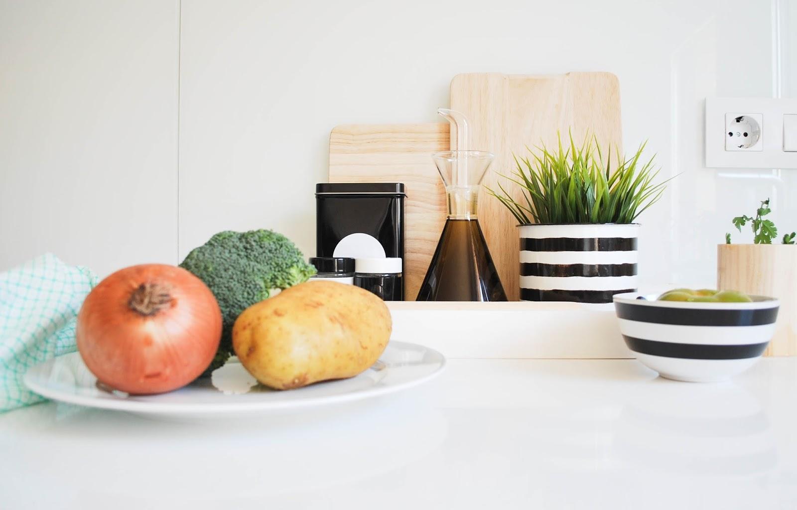 my home: un rincón de mi cocina VI por www.mylittlebrunch.com
