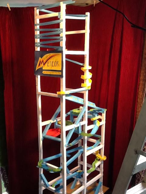 the hemulen u0026 39 s dress  building a roller coaster