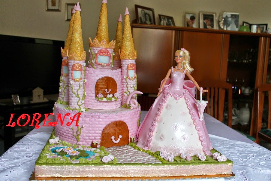 Il castello di Barbie