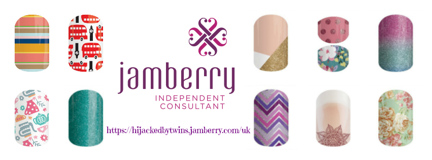 Jamberry From Hijacked By Twins