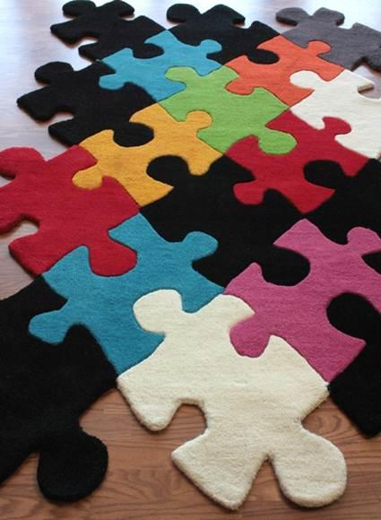 I d e a piezas de puzzle - Puzzles decorativos ...