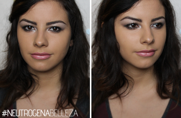 neutrogenabelleza makeup look spring latinabloggers