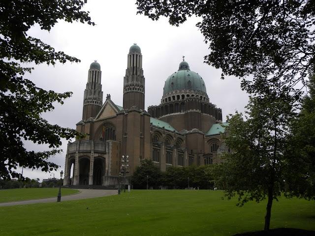 Basilique Koekelberg Brussel