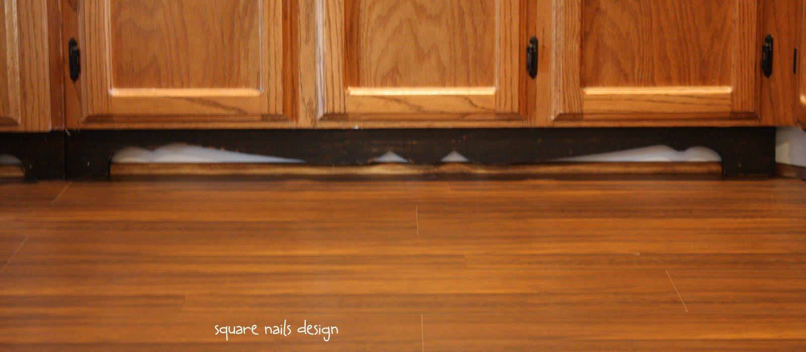 28 Kitchen Cabinet Kick Plate Add This Diy Detail