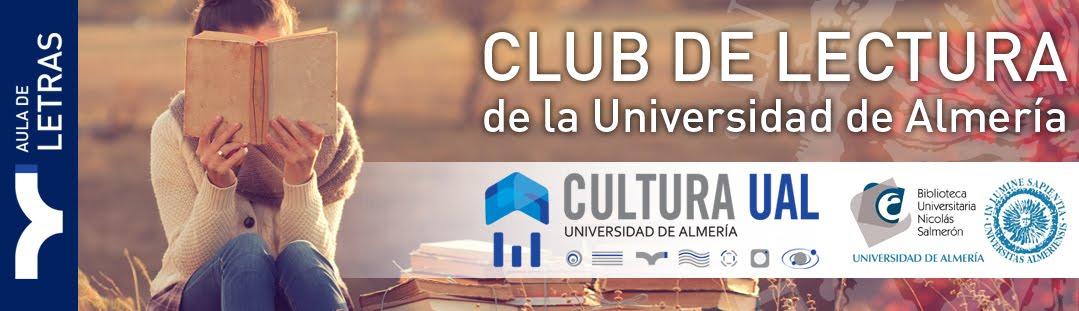 Club de lectura de la Universidad de Almería