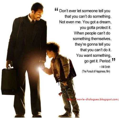 The Pursuit of Happyness Quotes