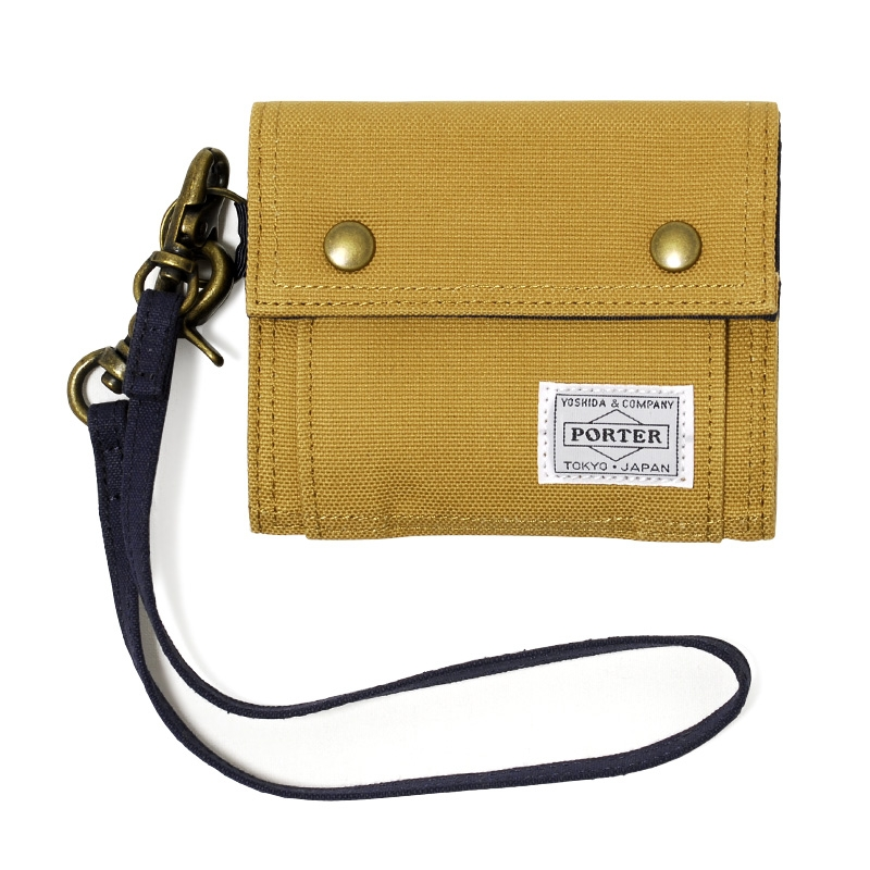 CARI SEPATU: Pointer x Porter Wallet