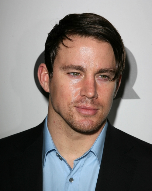 channing tatum hairstyle images amp pictures   becuo