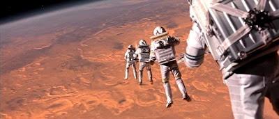 Brian de Palma, Misión a Marte