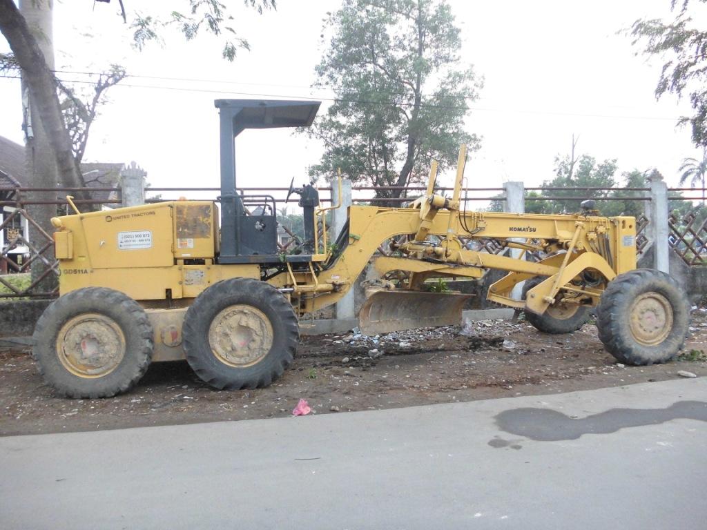 Rental Motor Grader Lampung 081334424058 Bandar Lampung