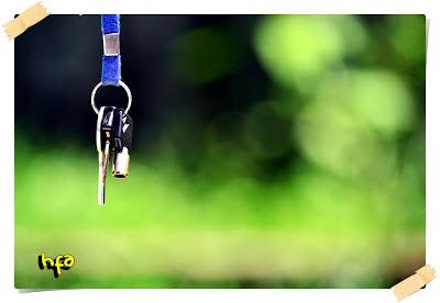 kunci kehidupan, kunci untuk menghidupkan mesin sepeda motor