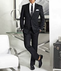 Men's Business Classic Look