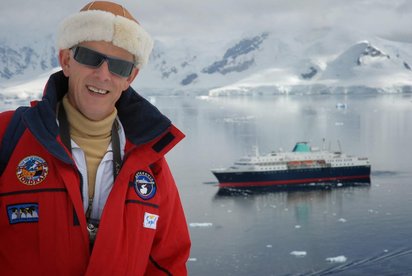 Deliverance Antarctica